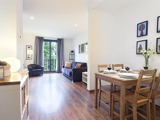 Apartment in Barcelona with Terrace, Air conditioning, Lift, Balcony (414291)