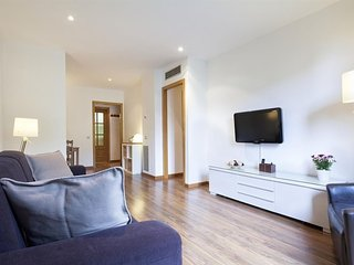 Apartment in Barcelona with Terrace, Air conditioning, Lift, Balcony (414607)