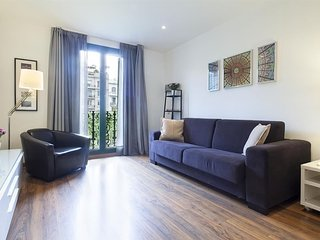 Apartment in Barcelona with Terrace, Air conditioning, Lift, Balcony (415350)