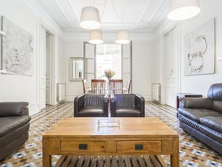 Apartment in the center of Barcelona with Lift, Terrace (414411)