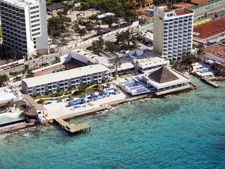 El Cid La Ceiba Beach: 1-BR, Sleeps 4, Kitchenette, Cozumel