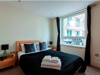 Apartment 1.5 km from the center of London with Internet, Lift, Balcony, Washing
