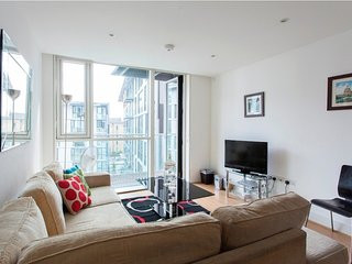 Apartment in London with Air conditioning, Lift, Internet, Washing machine (442622)