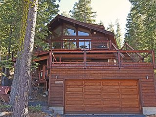 Modern Chalet with Alpine Meadows Views, Tahoe City