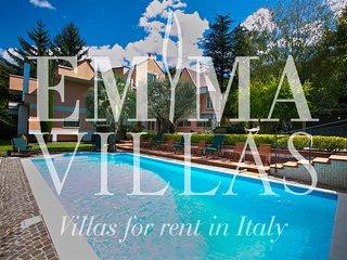 Villa Enrica 8+4, Rieti