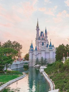 Cinderella's Castle, Magic Kingdom