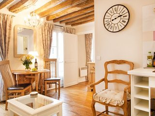 Apartment 680 m from the center of Paris with Internet, Washing machine (444492)