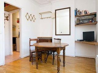 Apartment in Paris with Internet, Washing machine (444518)