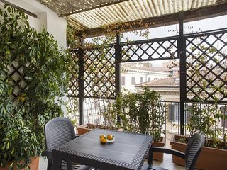 Apartment in Rome with Terrace, Air conditioning (446664), Roma