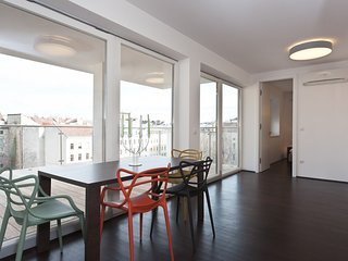Apartment in Vienna with Terrace, Air conditioning, Lift, Washing machine (456428), Wien