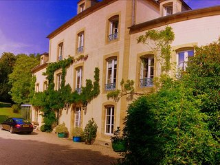 Confirmed instant book: Stunning chateau with land, swimming pool, home cinema a