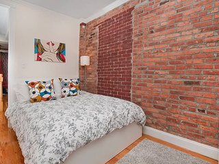 Bedroom in New York with Air conditioning, Lift, Internet, Washing machine (461974), Nueva York