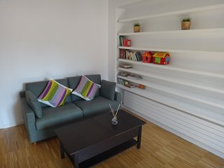 Apartment in Barcelona with Air conditioning, Lift, Internet, Balcony (465746)