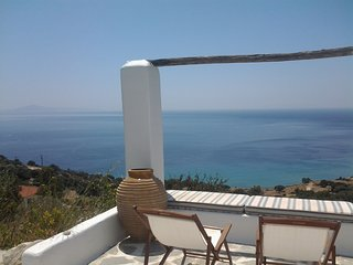 Andros Big blue view villa, Paleopoli