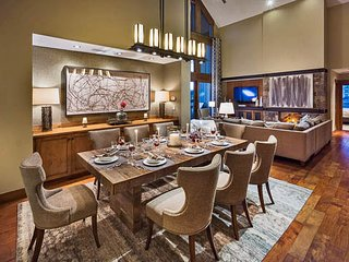 One Steamboat Place - Quandary Peak Penthouse (4BR Condo), Steamboat Springs