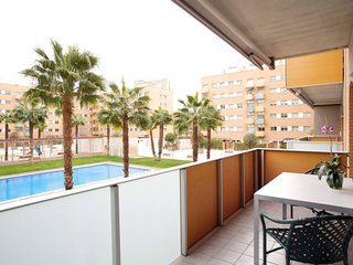 Apartment in Barcelona with Air conditioning, Lift, Balcony (467123)