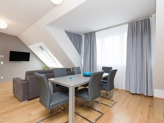 Apartment in Vienna with Terrace, Lift, Internet, Washing machine (492027), Wien