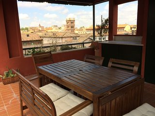 Apartment in Rome with Air conditioning, Lift, Washing machine (496472)