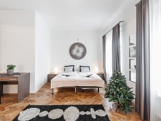 Apartment in the center of Prague with Lift, Washing machine (498673)