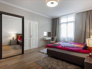 Apartment in Prague with Lift, Balcony, Washing machine (498675), Praga