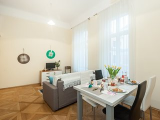 Apartment in the center of Prague with Lift, Washing machine (498677)