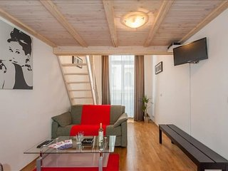 Apartment in the center of Prague with Lift, Washing machine (498679)