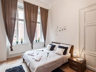 Apartment in the center of Prague with Lift, Washing machine (498680)