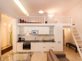 Apartment in the center of Prague with Lift, Balcony, Washing machine (498681)