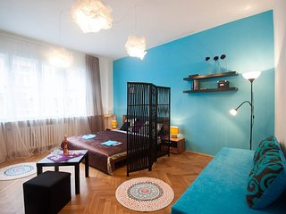 Apartment 194 m from the center of Prague with Lift, Washing machine (498690), Praga