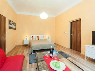 Apartment in the center of Prague with Washing machine (498694)