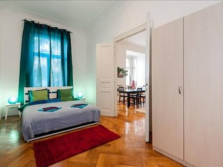 Apartment in Prague with Balcony, Washing machine (498696)