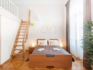 Apartment in the center of Prague with Lift, Washing machine (498701)