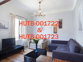 Apartment in Barcelona with Air conditioning, Lift, Washing machine (498982)