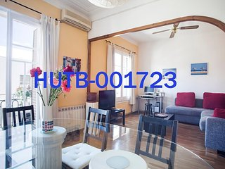 Apartment in Barcelona with Air conditioning, Lift, Washing machine (498983)