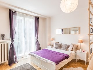 Apartment in the center of Prague with Lift, Balcony, Washing machine (499531)