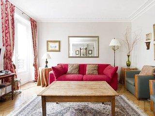 Apartment in Paris with Internet, Lift, Washing machine (505617), Parijs