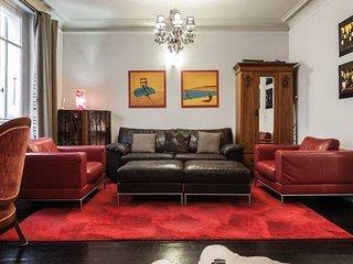 Apartment in Paris with Internet, Lift, Washing machine (505625), Parijs