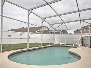 Lovely 3BR Davenport House w/ Private Pool!