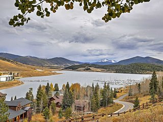 3BR Dillon Condo w/Stunning Alpine Views!