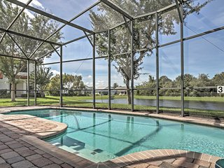 NEW! 4BR Clermont Villa w/ Private Pool & Spa!