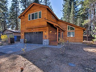 Secluded 4BR South Lake Tahoe House!