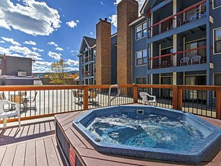 Ski-In Breckenridge Studio - Walk to Main Street!