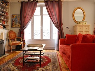 Apartment in Paris with Internet, Lift, Terrace, Washing machine (505631)