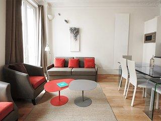 Apartment in Paris with Lift, Washing machine (509061), Parijs