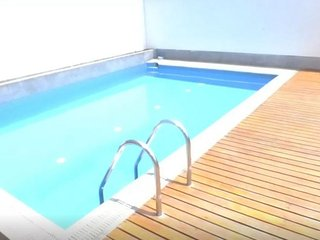 LIMA MIRAFLORES 3BED JACUZZI POOL