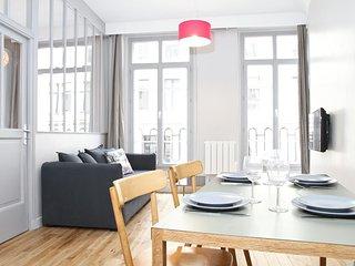 Apartment in Paris with Terrace, Washing machine (509287), Parigi