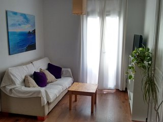 Bright and cozy appartment in Sants , BCN, Barcelone