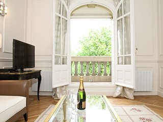Apartment in Paris with Terrace, Lift, Washing machine (509322), París