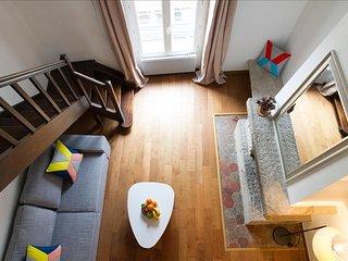 Apartment in Paris with Washing machine (509327)