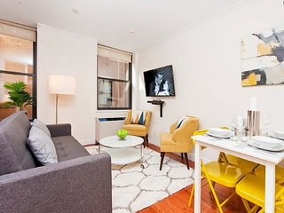 Apartment in New York with Air conditioning, Lift, Internet, Washing machine (511117), New York City